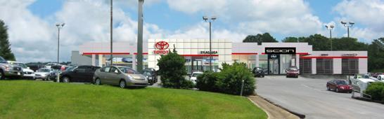 Toyota dealer boaz alabama for Lowery brothers motors huntsville al