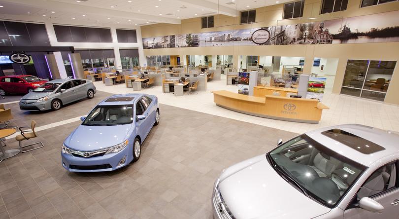 Hendrick Toyota Scion Of Wilmington (Wilmington, North Carolina)
