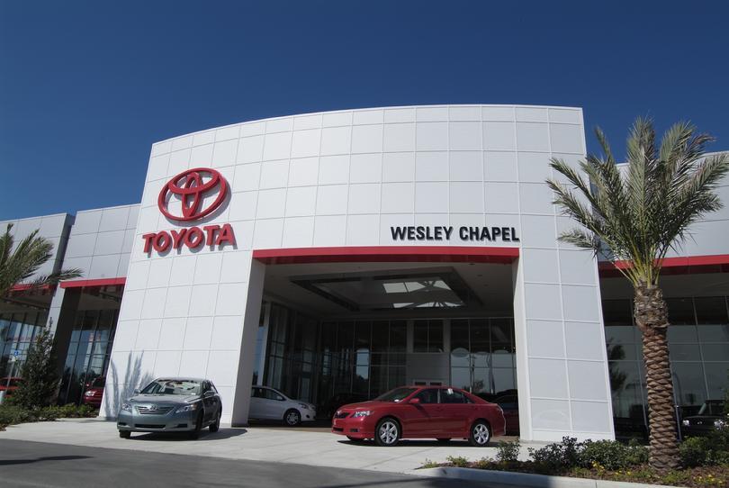 Elegant Wesley Chapel Toyota (Wesley Chapel, FL)