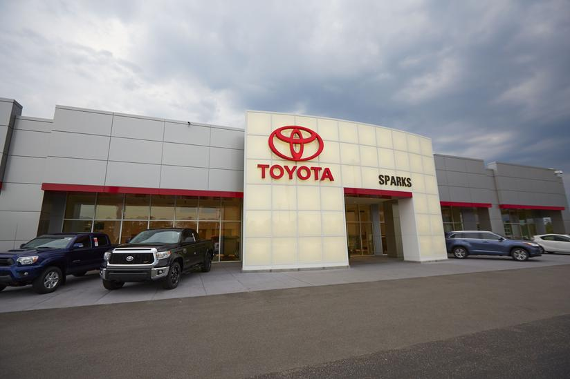 Sparks Toyota Service >> Toyota Image Usa Ii